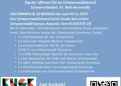 kuckuck19 Schwarzwaldstrand Anzeige Seite 2